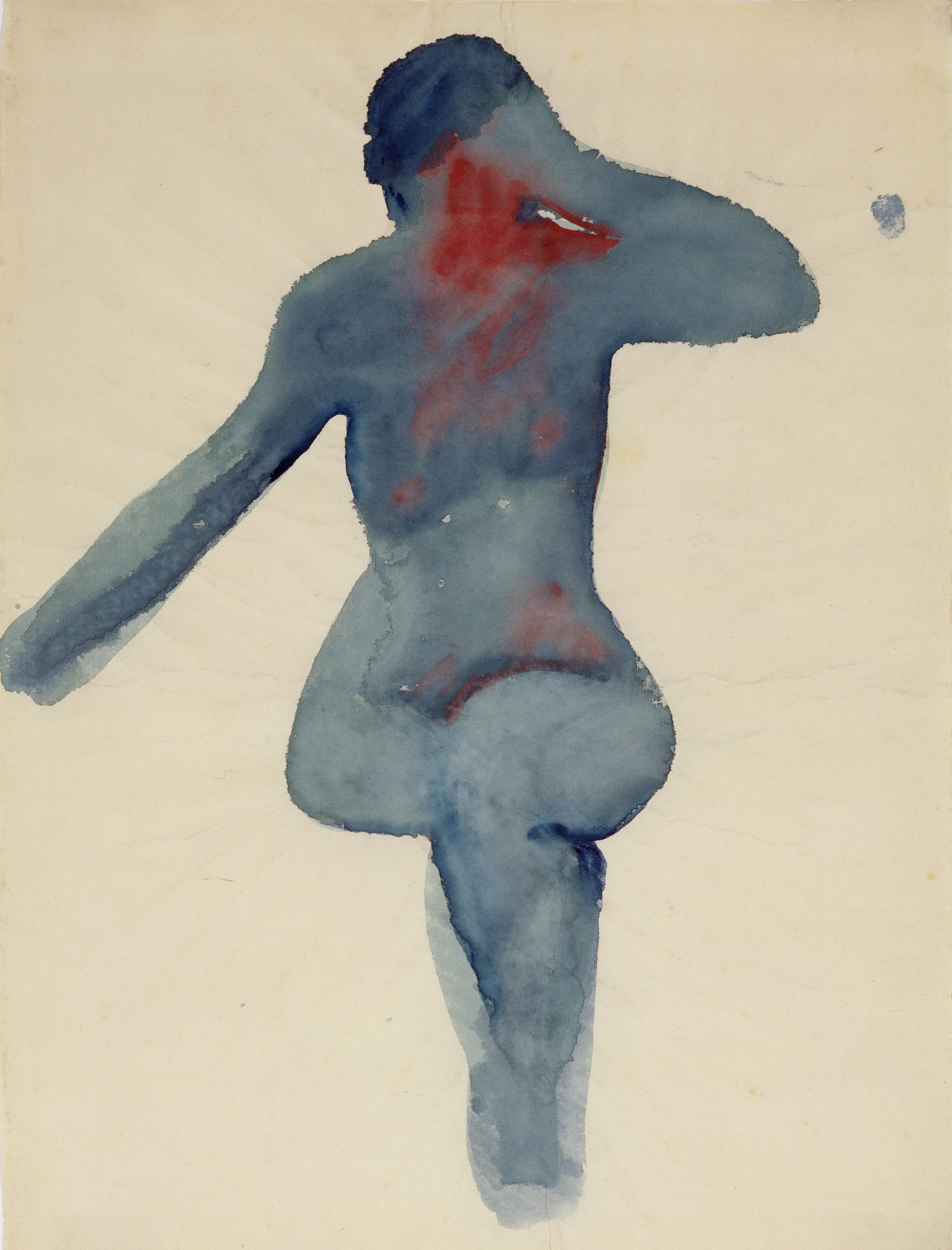 Nude Series VIII, 1917