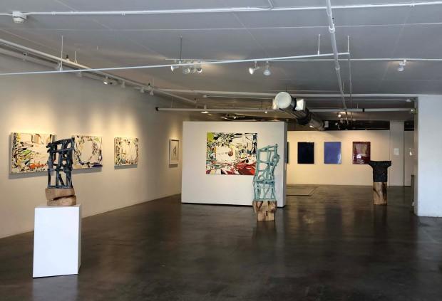 Walker Fine Art- Moeshel, Reese, Finley
